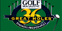 36 Great Holes Staring Fred Couples