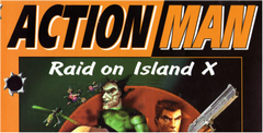 Action Man: Raid on Island X Free Download
