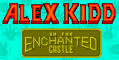 Alex Kid in the Enchanted Castle