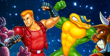 Battletoads and Double Dragon Free Download