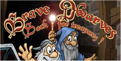 Brave Dwarves - Back for Treasures