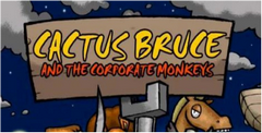 Cactus Bruce and the Corporate Monkeys Free Download