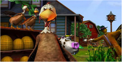 Chicken Village Free Download