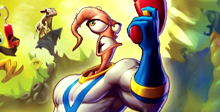 Earthworm Jim Free Download