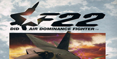 F22 Air Dominance Fighter