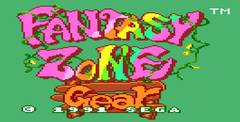 Fantasy Zone Free Download