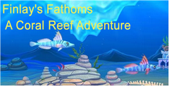Finlay's Fathoms: A Coral Reef Adventure