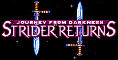 Journey From Darkness: Strider Returns Free Download