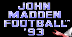 Madden '93 Free Download