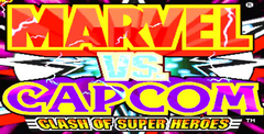 Marvel vs Capcom Clash of Superheroes