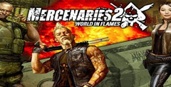 Mercenaries 2: World in Flames Free Download