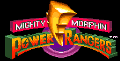 Mighty Morphin Power Rangers (gamegear)