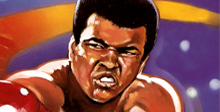 Muhammed Ali Heavyweight Boxing