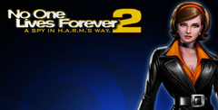 No One Lives Forever 2: A Spy in H.A.R.M.'s Way Free Download