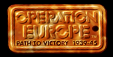 Operation Europe-Path to Victory 1939-1945