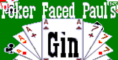 Poker Face Paul's Gin