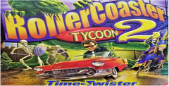 RollerCoaster Tycoon 2 & Time Twister Pack