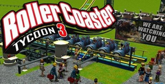 RollerCoaster Tycoon 3 Free Download