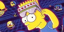 Simpsons: The Virtual Bart Free Download