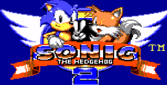Sonic The Hedgehog 2 (gamegear)