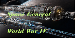 Space General - World War IV