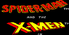 Spider-Man / X-Men - Arcade's Revenge