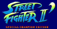 Street Fighter II - Special Champion Edition