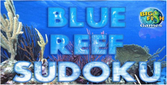 Sudoku Blue Reef Free Download