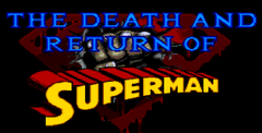 Death and Return of Superman Free Download