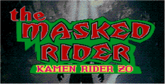 The Masked Rider: Kamen Rider ZO Free Download
