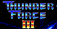 Thunder Force 3 Free Download