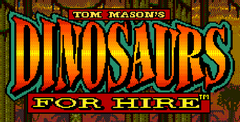 Tom Mason's Dinosaurs for Hire