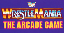WWF Wrestlemania Arcade Game