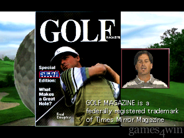 36 Great Holes Starring Fred Couples 3