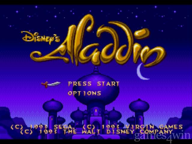Aladdin Download - Games4Win