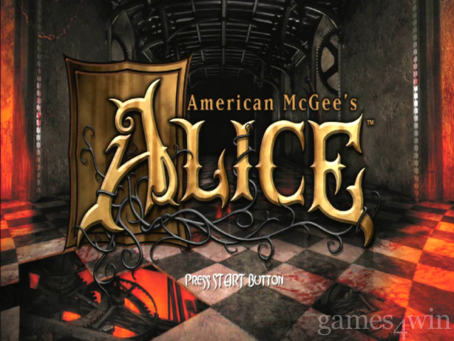 American McGee's Alice 1