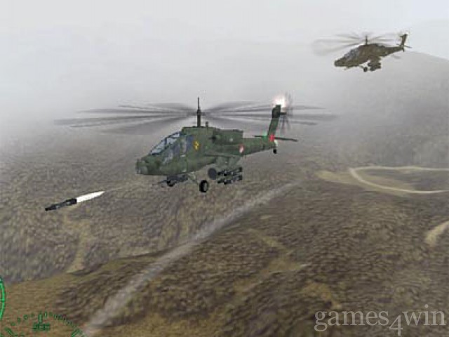 Apache AH-64 Air Assault Free Download full game for PC
