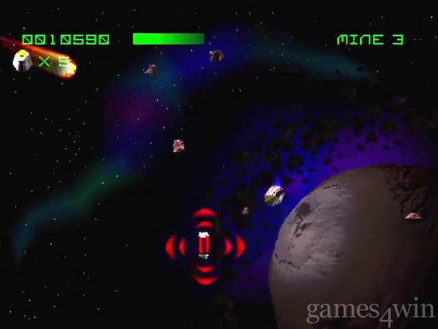 Asteroids 8