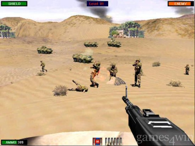 Beach Head Desert War 3