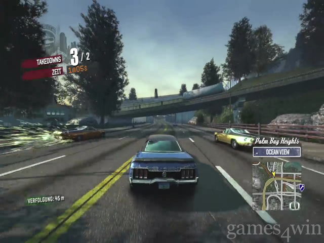 Burnout: Paradise Free Download full game for PC, review and system
