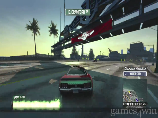 Burnout: Paradise Free Download full game for PC, review and