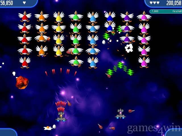 chicken invaders 1 game free download full version for pc