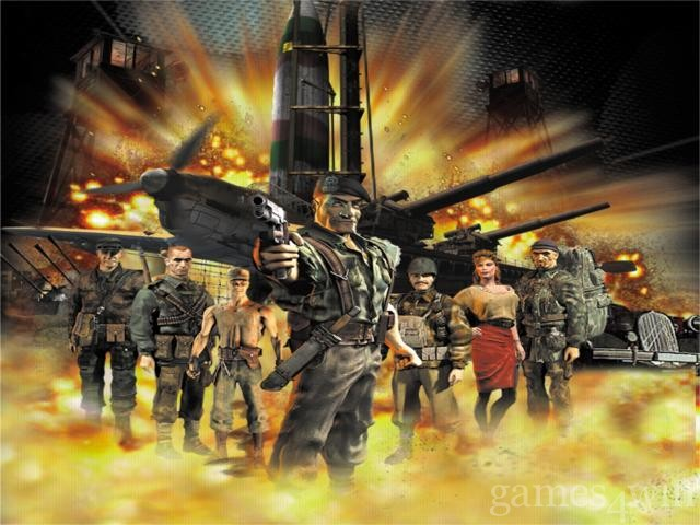 Commandos 2: Men of Courage Free Download full game for PC