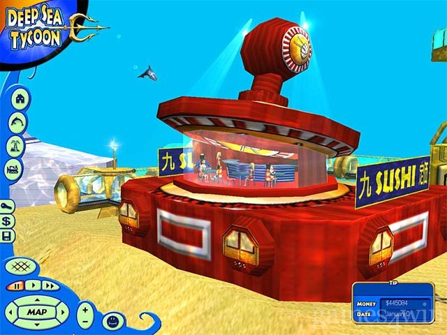 Deep Sea Tycoon Free Download full game for PC, review and