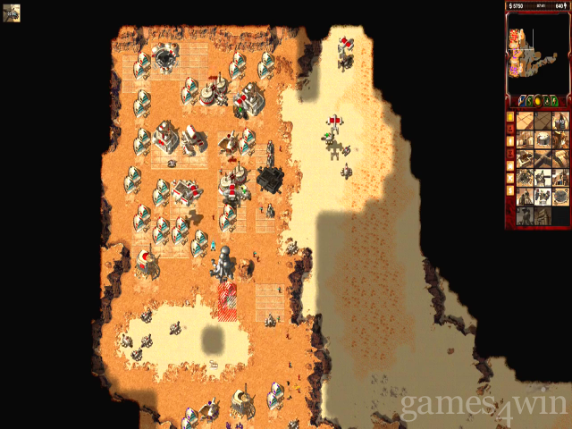 Dune 2000 Free Download full game for PC, review and system