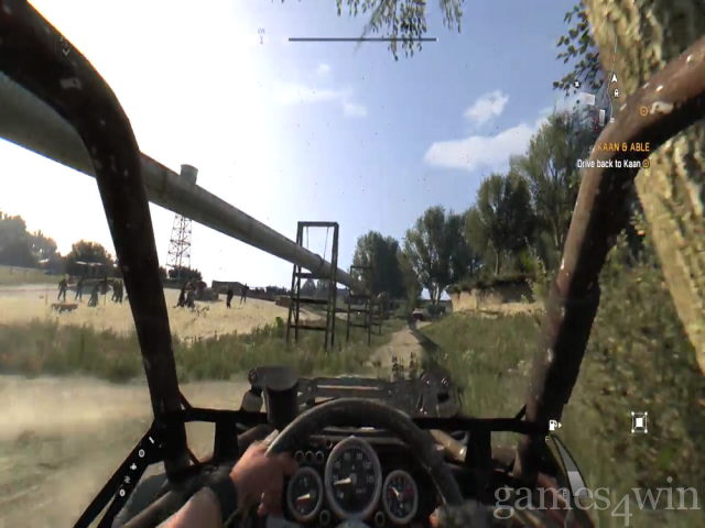 Dying Light: The Following Free Download full game for PC
