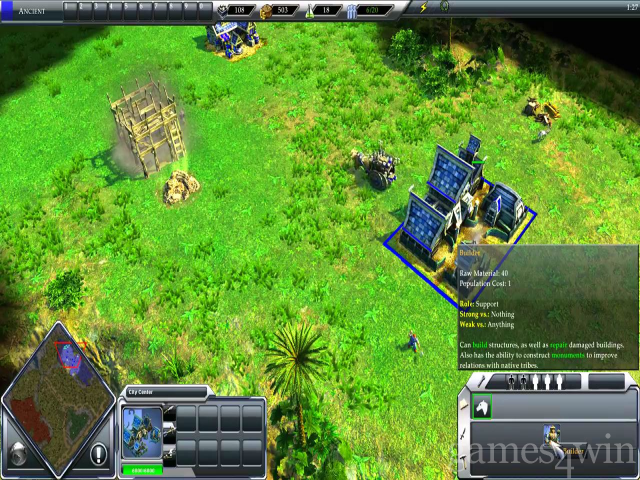 Empire Earth 3 Free Download full game for PC, review and system