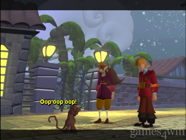 Escape from Monkey Island Free Download full game for PC
