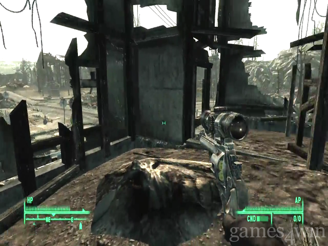 Fallout 3 Free Download full game for PC, review and system