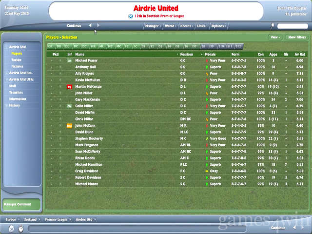 football manager 2005 free download